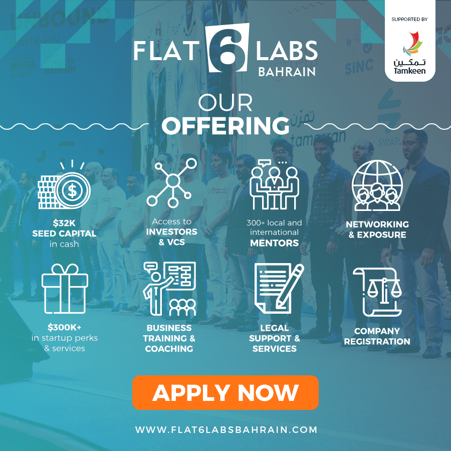 Flat6Labs offerings