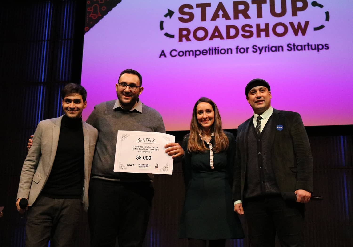 Syrian Startup Shiffer Wins At Amsterdam Ignite
