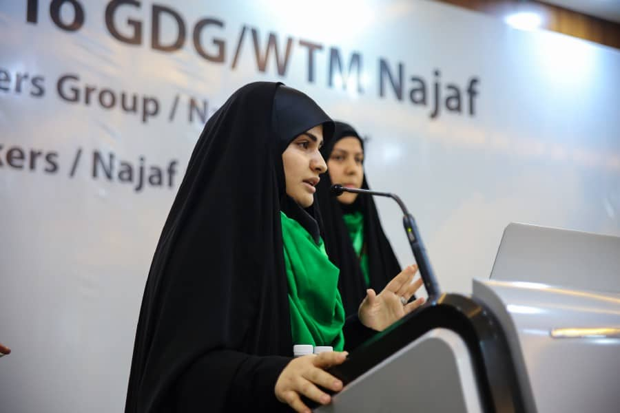 Najaf Had Its Biggest Technology Event And We're Living For It