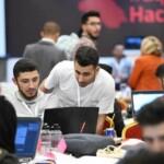 Mosul hackathon mentoring