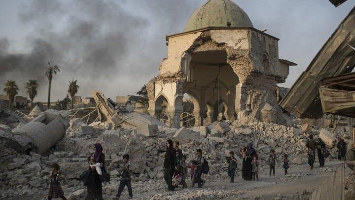 Mosul Iraq 2017