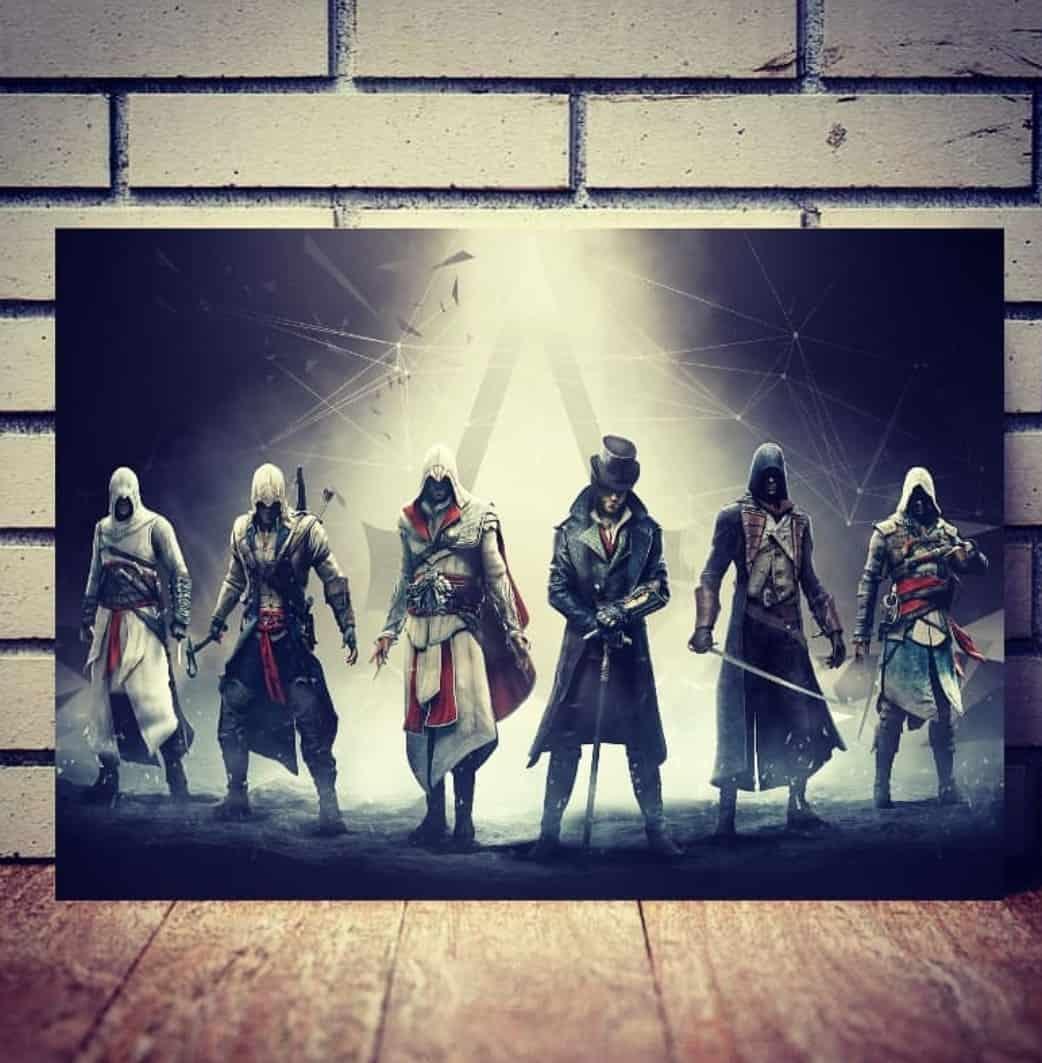 Assassins Creed poster