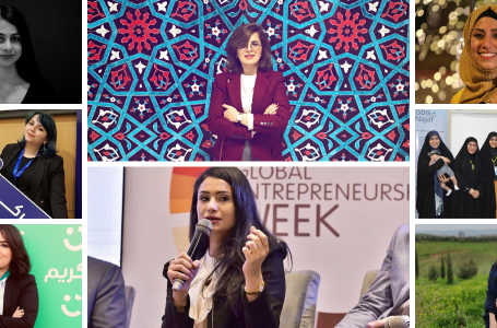 Meet Iraq's Influential Women In Tech