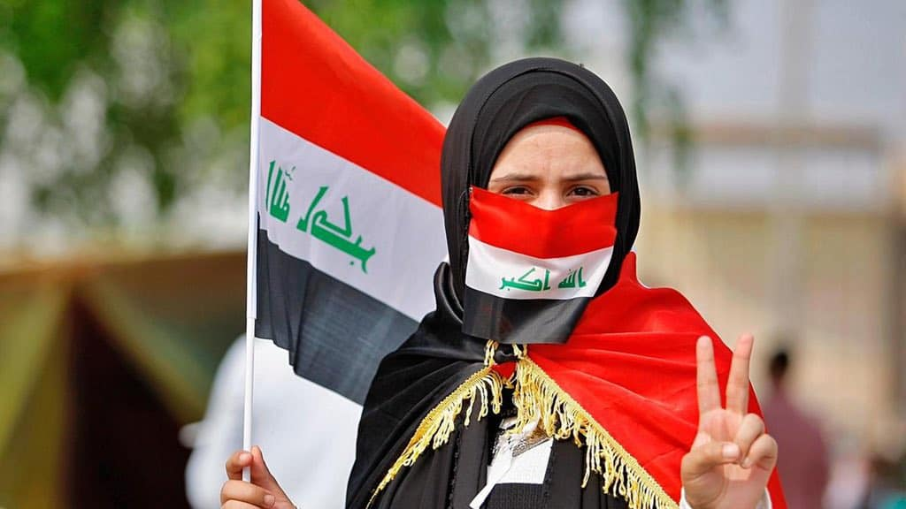 The Power Of Social Media In The Iraq Protests
