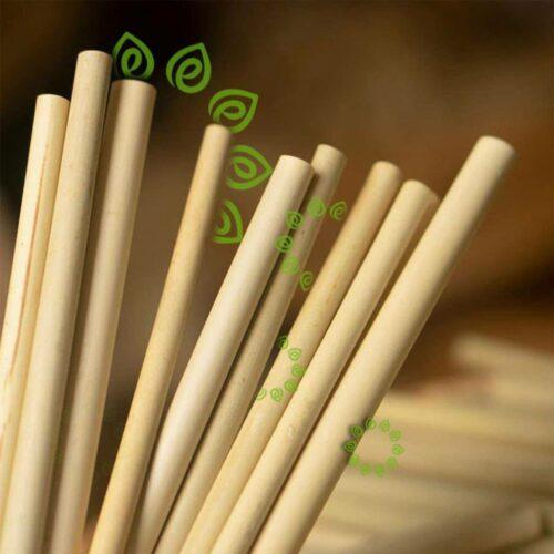 Eco drinking straws