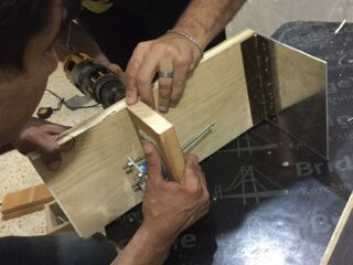 Foot-operated sink prototype in response to coronavirus in Iraq2