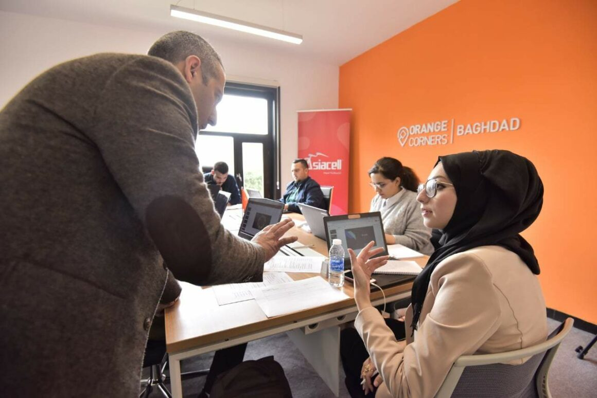 Mentorship at orange corners2