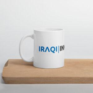 Iraqi Innovators mug